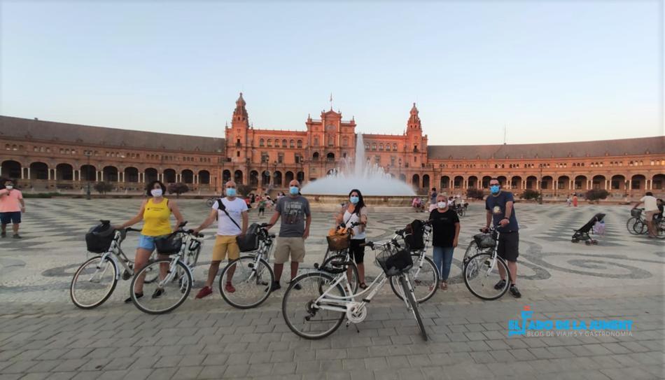 sevilla en bicicleta PLANES MOLONES EN SEVILLA LIBRES DE COVID