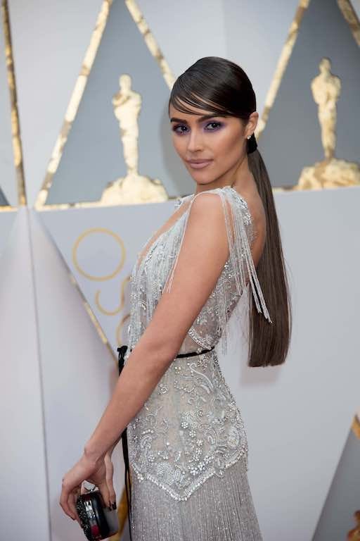 Olivia Culpo arrives at The 89th Oscars® at the Dolby® Theatre in Hollywood, CA on Sunday, February 26, 2017.