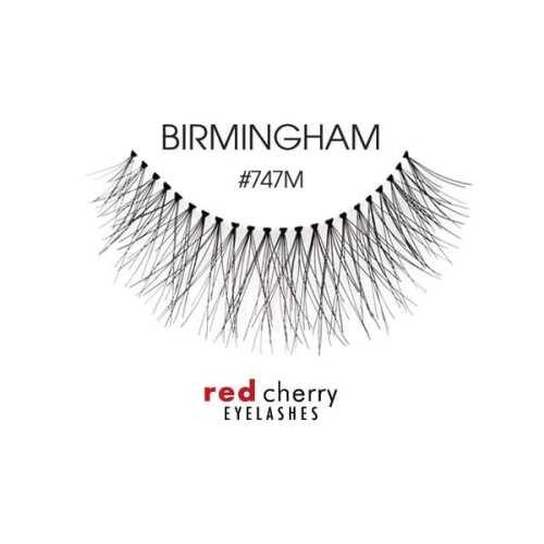 Red Cherry Lashes Style #747M (Birmingham) 01