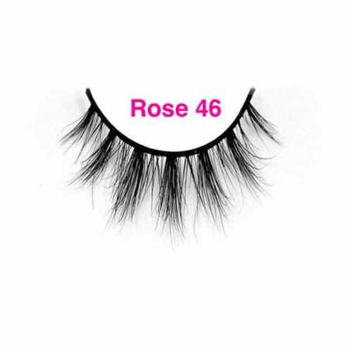Rose Lashes 46