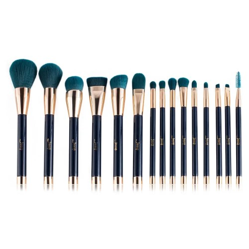 Jessup Colorful Brushes Set Blue / Dark-Green