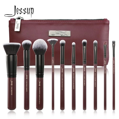 Jessup Plum Queen Brush Set T259