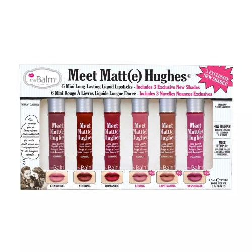 Meet Matte Hughes® Vol. 3