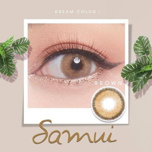 Dreamcolor Samui Brown