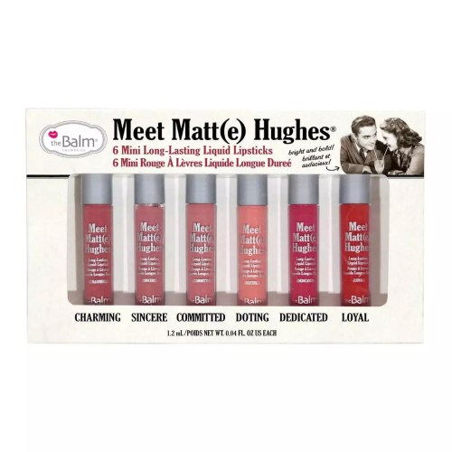 MEET MATTE HUGHES® VOL. 1