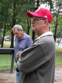 Touring Washington D.C. landmarks