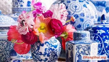 jarron de la riqueza feng shui