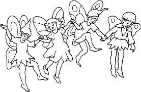 Tekeningen Het Elfenkunstfestival