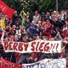 Podolski, der Fortuna Köln Fan