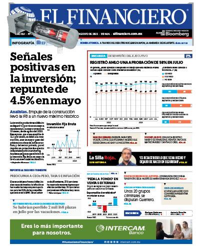 Periódico El Financiero
