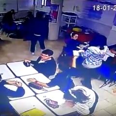 Tragedia en Monterrey, video de la balacera