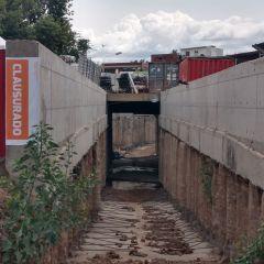 Clausuran obras de la Línea 3 del Tren Ligero tras inundaciones