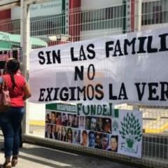 Familiares de desaparecidos denuncian desorganización e incompetencia en el IJCF