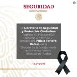 Policía federal es asesinado en pueblo huachicolero