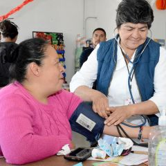 250 Enfermeras que atendían familias en situación de pobreza despedidas por recorte en apoyos PROSPERA