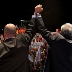 AMLO reconoce gestiones de Alfaro para concluir tren ligero en Guadalajara