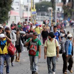 Comienza regularización migratoria de centroamericanos en México