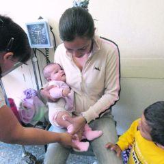 30 mil bebés en Jalisco sin vacunas hasta diciembre