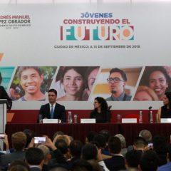 """Detectan corrupción en programa de """"Jóvenes Construyendo el Futuro"""""""