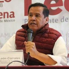 Miguel León oculta propiedad de 8.4 MDP