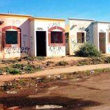 Demuelen casas abandonadas en Tlajomulco