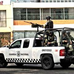 Investigan a elementos de la Guardia Nacional por robo a ciudadano