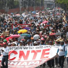Reforma Educativa buscará que SNTE y CNTE intervengan en la asignación de plazas y aumentos salariales