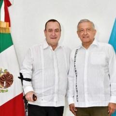 México donará a Guatemala más de 580 MDP
