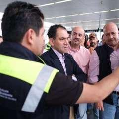 SHCP liberará recursos para proyectos prioritarios en Jalisco