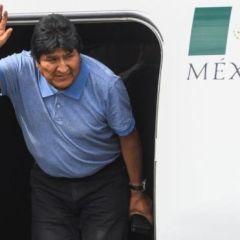 Evo Morales recibirá 187 mil pesos al mes y vivirá en San Miguel de Allende