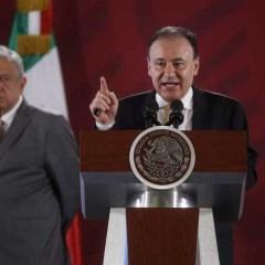 """""""Cárteles no son terroristas"""", dice Alfonso Durazo"""