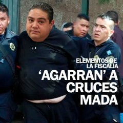'Agarran' a Antonio Cruces Mada