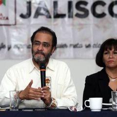 René Bejarano visita Guadalajara y pide confiar en AMLO