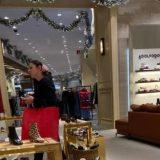 Cachan a Ana Guevara de 'shopping' en Palacio de Hierro… en horario laboral