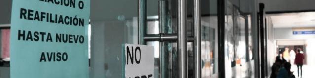 Por desaparición del Seguro Popular, suspenden servicios de cirugía, pediátricos y obstétricos