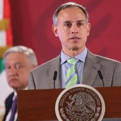 """""""Garantiza"""" Gobierno Federal que Coronavirus llegará a México"""