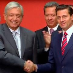 Gobierno de AMLO no presentará denuncia con Enrique Peña Nieto