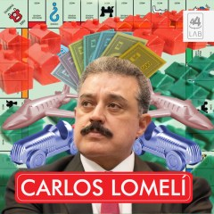 Pese a inhabilitación, Carlos Lomelí recibió contratos por 99.9 MDP