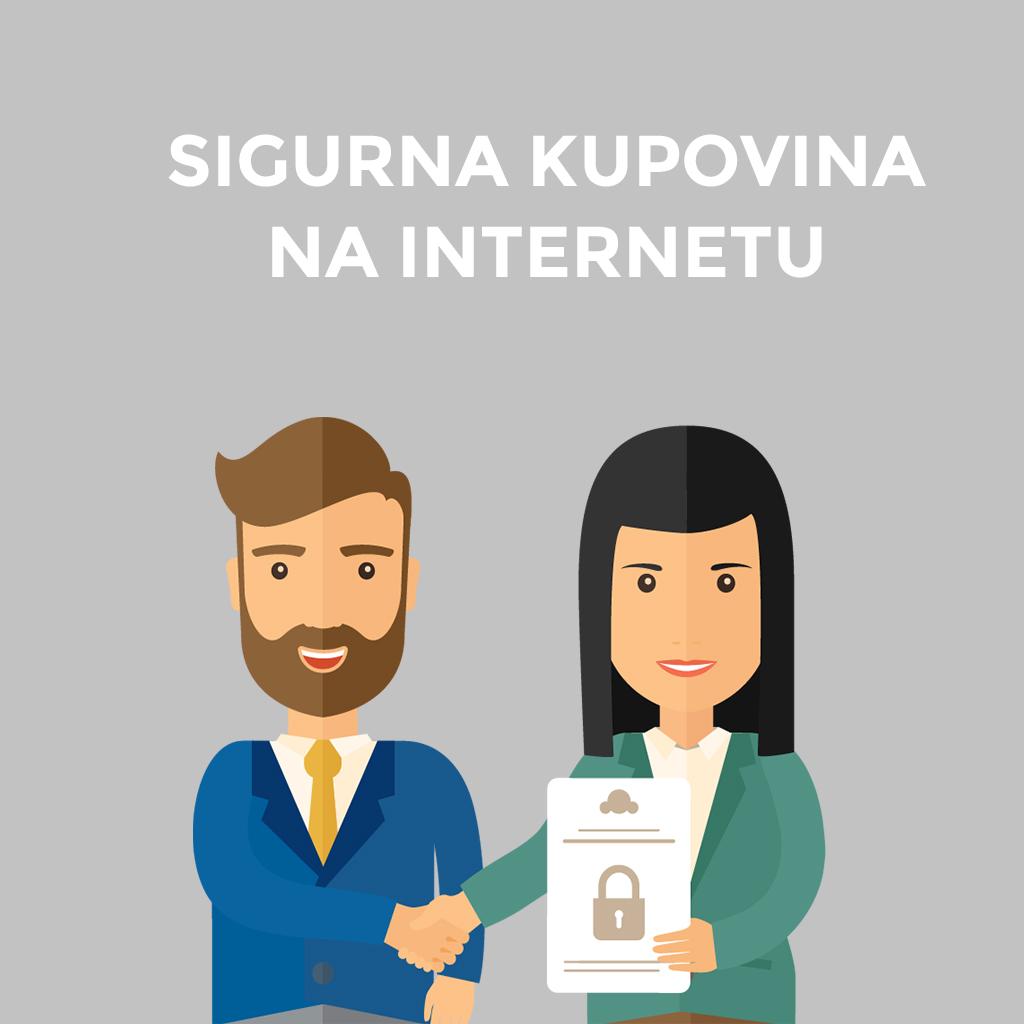 Sigurna online kupovina