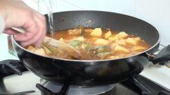 Bacalao con patatas y alcachofas4