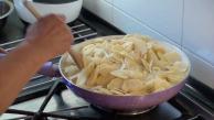Removemos las patatas