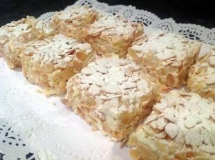 Pastelitos Sara de Mantequilla