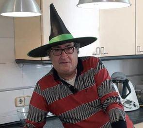 El forner y Halloween