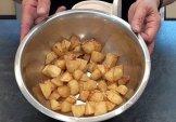 tenemos las patatas asadas