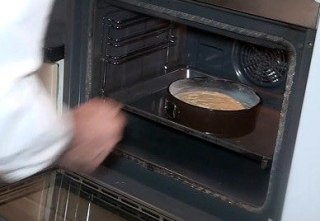 Lo añadimos dejamos en el horno