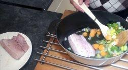 Merluza con Verduras en Cocotte28
