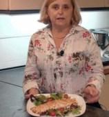 Carmen te presenta el resultado de la receta