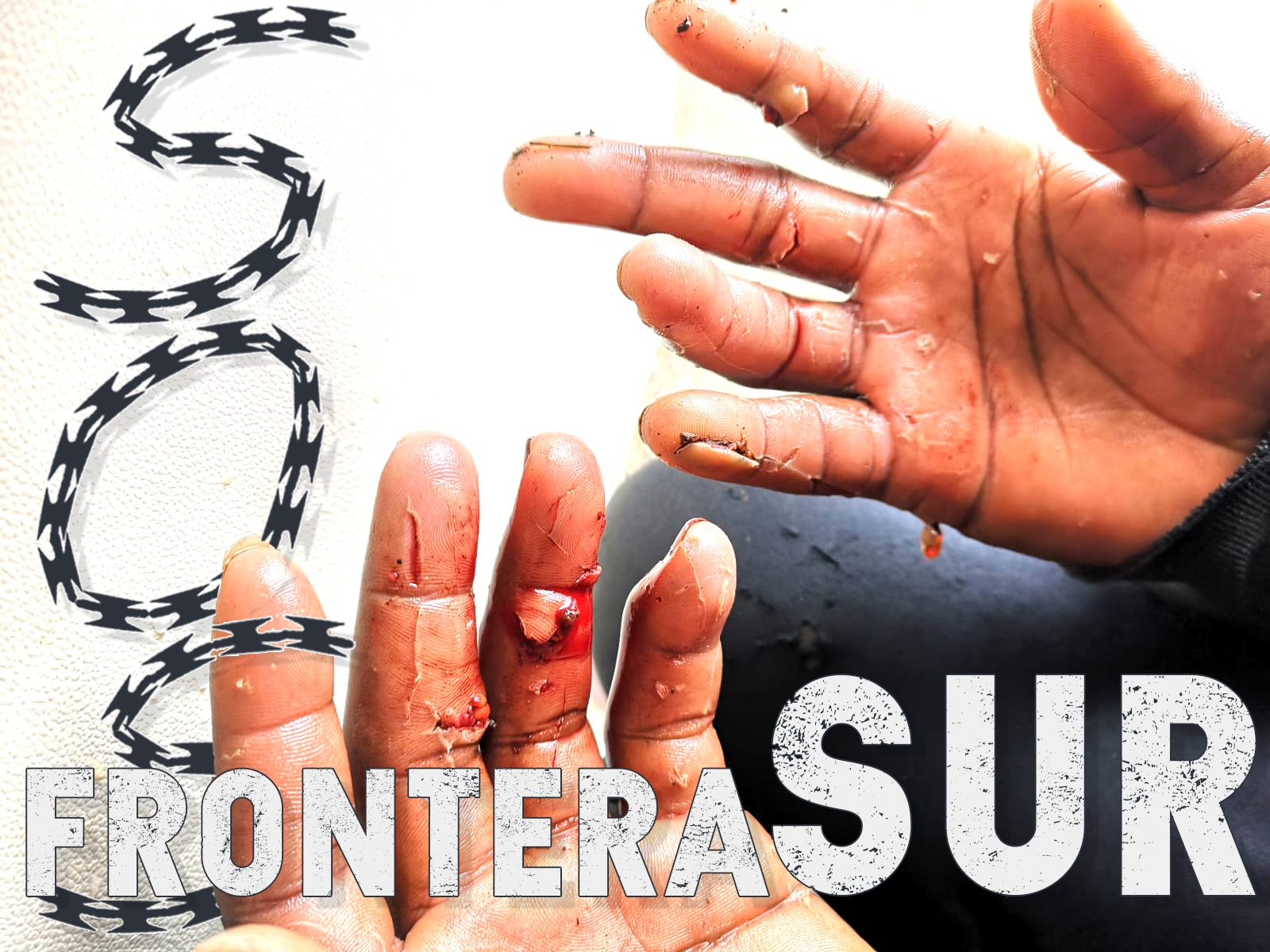 SOS FRONTERA SUR