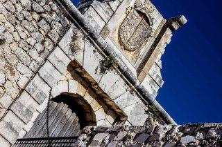 Castillo de Chinchón, Madrid, enero de 2015. Fotógrafo: Daniel Ramos.
