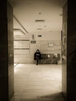Fotós con el móvil. Fotógrafo: Daniel Ramos.